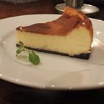 エルヴカフェ - チーズケーキ
