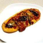 boulangerie montagne - たっぷり野菜のトマトソースピザ