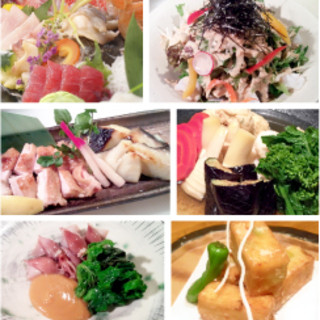 宴会コース料理3500円よりご用意しております
