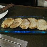 侍゛ - 山芋焼き