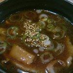 むつみ屋 - つけ麺2