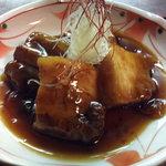 郷港 - 角煮チャーハン