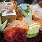 47612107 - 名物鮮魚盛り