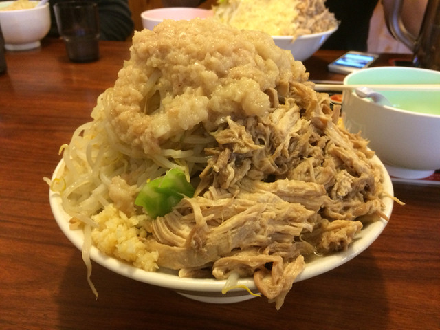 とび 六方 麺