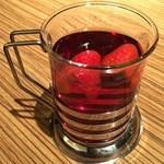 ブリーズィーカフェ - Tea's Berry 650円