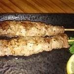 47615879 - やぎ肉の串焼き