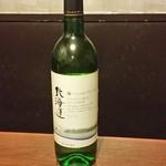 まるごと北海道 - 北海道白ワイン(ケルナー)