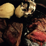 Steak and STAUB YOKOHAMA - 赤身と熟成肉
