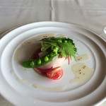 レストラン・ド・アニヴェルセル - 料理写真: