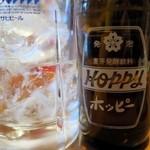 三平酒寮 - ナカ→この量で350円
