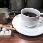 ル ブルターニュ バー ア シードル レストラン - コーヒー