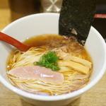 麺屋 正路 - 鶏と鰹の中華そば