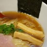麺屋 正路 - 醤油ラーメン