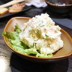 エナブ - 燻製ポテトサラダ¥450
