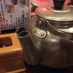 麺飯食堂 八右衛門 - ヤカン