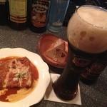エリカ - ドイツビールとロールキャベツ