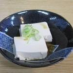 47626738 - 湯葉豆腐