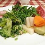 ロマンツァ - 前菜5種盛り合わせ ハーフ