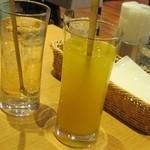 アンティパスタ - お酒