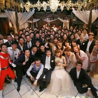 結婚式二次会にも最適