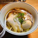 47631432 - 麺屋彩香(味玉醤油 850円)
