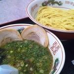 お好み焼き 冨貴 - 2015年6月 つけ麺(濃厚魚介)