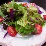 Yakinikuippachi - 野菜もキチンと食べましょう
