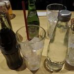 レイヤーズ - 此処では瓶で提供される
