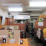 麺恋亭 - 店内風景