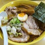 よし丸 - 料理写真:和風チャーシュー麺