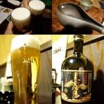 宮花庭 - 乾杯!!&お酒達