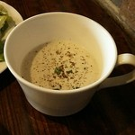 Rekokotto - ごぼうのクリームスープ