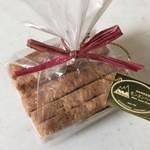 パティスリーモンタンベール - アーモンドクッキー。