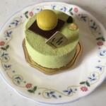 パティスリーモンタンベール - 甘さ控えめな美味しいケーキです。