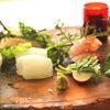 カフェ ド イシス - 料理写真:【お造り】旬の魚が漁港より直送されています