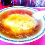招華洞 - 料理写真:天津飯 600円