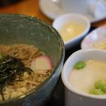 はみんぐばーど - あったか麺セット【2016.2月再訪】