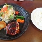 ヨコヤマ - 本日のランチ