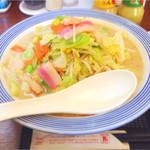 リンガーハット - 野菜たっぷり ちゃんぽん