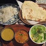 南インド料理胡椒海岸マラバールエクスプレス -