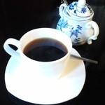 BON - ランチのコーヒーはプラス108円