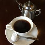 レストラン ジロー - ランチのコーヒー