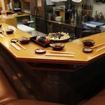 札幌成吉思汗 しろくま - グループのお客様には、角席をご用意。