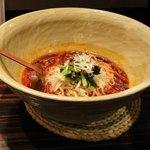 担担 - 灼熱激辛赤坦坦麺 950円