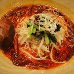 担担 - 灼熱激辛赤坦坦麺 アップ