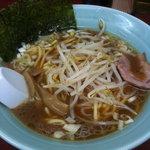 濱龍 - とんこつラーメン ¥500