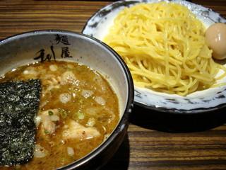 麺屋 利休 - つけ麺