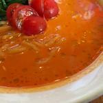 47656495 - ピリ辛スープ