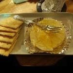 47657489 - カマンベールチーズ ママレード焼き