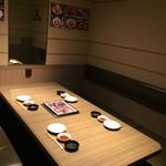 焼肉 ジャンボ - 個室
